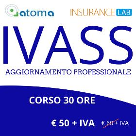 IVASS Aggiornamento Professionale 30 ore