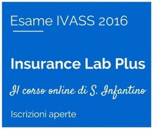 Insurance Lab Plus - Iscrizioni aperte