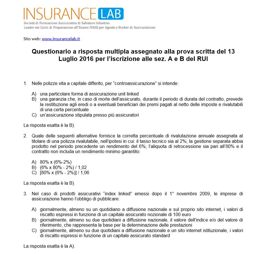 Pdf e intermediario assicurativo riassicurativo